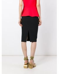 Chalayan | Black 'nothing' Skirt | Lyst