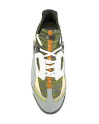 KENZO Gray 'sonic' Sneakers for men
