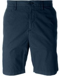 Burberry Brit | Blue Chino Shorts for Men | Lyst