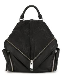 DIESEL   Black 'lemhonic' Backpack   Lyst