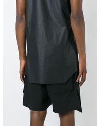 Rick Owens - Black Running Shorts for Men - Lyst