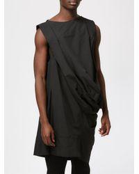 Julius Black - Drape Shirt - Men - Cotton/viscose - 2 for men