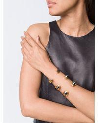 Monica Sordo - Metallic 'cleopatra' Cuff Bracelet - Lyst