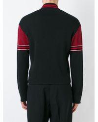 Jean Paul Gaultier - Black Raised Logo Jumper for Men - Lyst