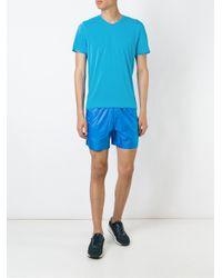 Adidas Originals - Blue 'porsche Design Sports' T-shirt for Men - Lyst