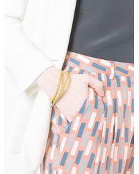 Tod's - Gray 'mycolors' Bracelet - Lyst