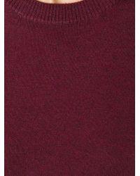 JOSEPH - Multicolor Asymmetric Knit Top - Lyst