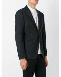 Tonello - Black Two Button Blazer for Men - Lyst