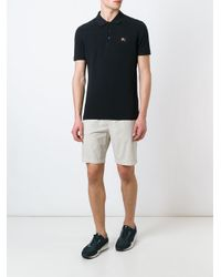Burberry - Multicolor Straight Leg Bermuda Shorts for Men - Lyst