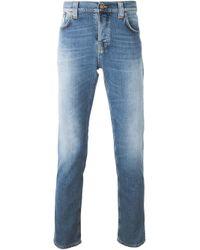 Nudie Jeans Blue