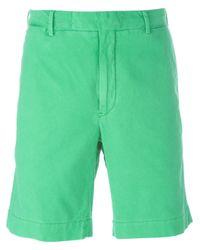 Polo Ralph Lauren Green Chino Shorts for men