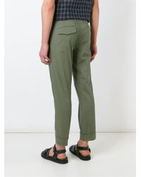 Kolor Green Beacon Pants for men