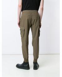 Maharishi - Green Tapered Cargo Pants for Men - Lyst