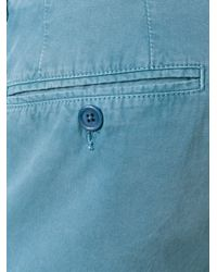 Dolce & Gabbana - Blue Chino Shorts for Men - Lyst