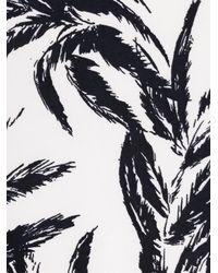 Onia Black 'tilden' Towel for men