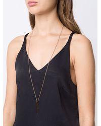 Maria Black - Multicolor 'jet' Necklace - Lyst