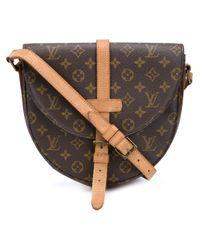 Louis Vuitton | Brown Reporter Pm Shoulder Bag | Lyst