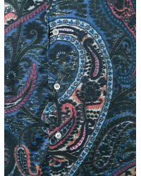 Etro - Multicolor Paisley Print Shirt for Men - Lyst