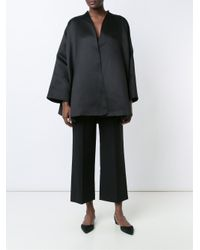 The Row - Black 'tere' Jacket - Lyst