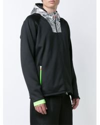 Adidas Originals - Black Kolor X Zipped Hoodie for Men - Lyst