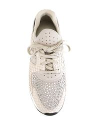 Ash - Gray 'Mood' Sneakers - Lyst
