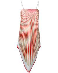 La Perla - Multicolor 'op-art' Foulard Dress - Lyst