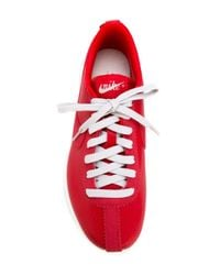 Nike - Red 'rose Cortez Nm' Sneakers for Men - Lyst