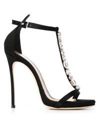 DSquared² | Black Sandals | Lyst