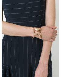 Lara Bohinc | Metallic 'solaris Constellation' Cuff | Lyst