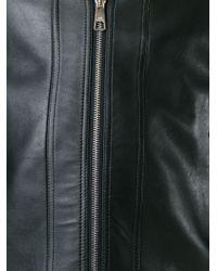 Neil Barrett - Black Layered Hooded Jacket for Men - Lyst