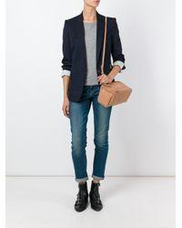 Givenchy - Multicolor Small 'pandora' Shoulder Bag - Lyst