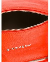 Givenchy - Red 'pandora' Clutch - Lyst