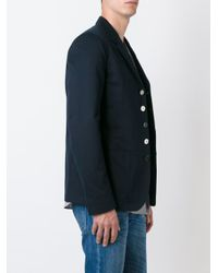 Marni - Blue Notched Lapel Jacket for Men - Lyst