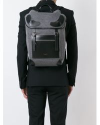 Givenchy - Gray 'rider' Backpack for Men - Lyst