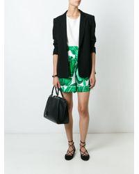Dolce & Gabbana - Green Tropical Shorts - Lyst