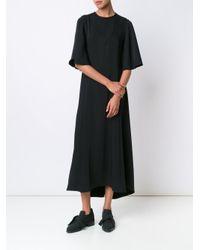 Ellery - Black Flared Dress - Lyst