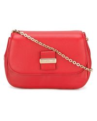 See By Chloé Red 'rosita' Crossbody Bag