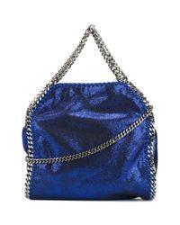 Stella McCartney Blue Mini 'falabella' Tote