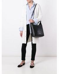 MICHAEL Michael Kors Black 'lupita' Shoulder Bag
