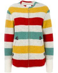 Étoile Isabel Marant Multicolor Isabel Marant Étoile 'fimo' Boxy Jacket