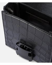 Christopher Kane - Black Mini Bonnie Shoulder Bag - Lyst