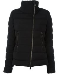 Moncler - Black 'antigone' Padded Jacket - Lyst