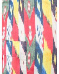 Étoile Isabel Marant | Multicolor Isabel Marant Étoile 'hacene' Blouse | Lyst