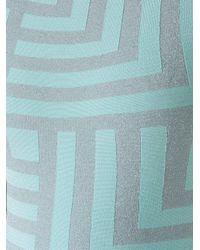 Cecilia Prado - Green Knit Maxi Dress - Lyst