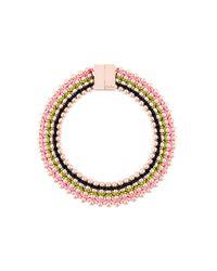 Bex Rox Multicolor 'frida' Necklace