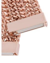 Bex Rox - Metallic 'jean Cuff' Bracelet - Lyst