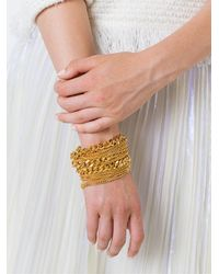 Bex Rox - Metallic 'alabama Cuff' Bracelet - Lyst