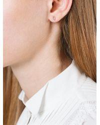 Tilda Biehn - Metallic 'aurora' Earring - Lyst