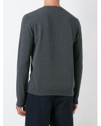 Marni - Gray Sweater In Grey for Men - Lyst