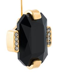 Marni - Metallic Drop Earrings - Lyst